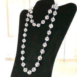 RJ Graciano Heavy Crystal Necklace